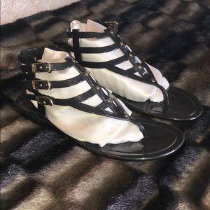 Jimmy Choo size 38 Margot gladiator Sandals